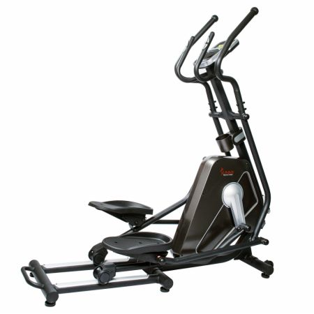 Circuit Zone Elliptical Black  - Ellipticals Sunny Health & Fitness Sunny Health & Fitness Circuit Zone Elliptical Black   - Full motion handlebars & magnetic adjustable resistance, digital meter tracks calories, RPM, speed and more