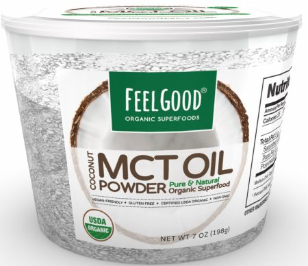 Coconut MCT Oil Powder