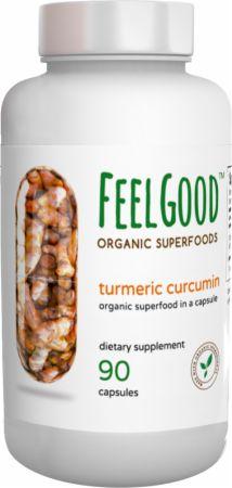 Turmeric Curcumin Organic Capsules