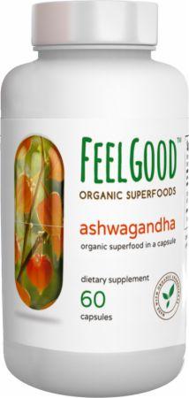 Ashwagandha Organic Capsules