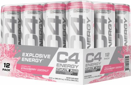 C4 Energy Natural Zero RTD