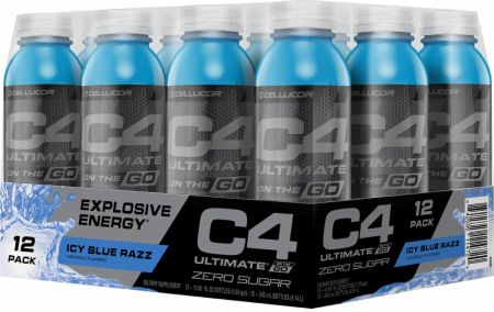 C4 Ultimate On The Go RTD