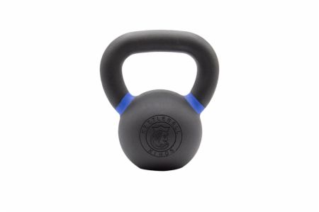 Kettlebell Kings Powder Coated Kettlebell, 25 lbs