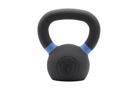 Powder Coated Kettlebell - Kg. Version