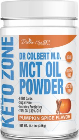 MCT Oil Powder Creamer