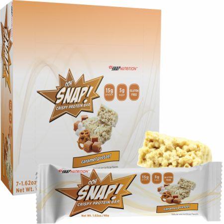 OOH SNAP! Crispy Protein Bar