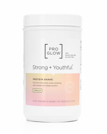 Strong + Youthful Collagen Based Protein Shake