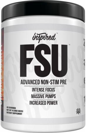 FSU Non-Stim Pre Workout Powder