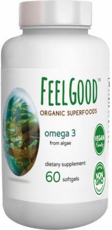 Vegan Omega 3 Softgels