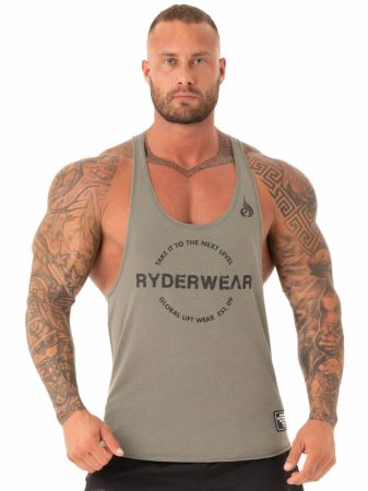 Duty Stringer T-Back Tank