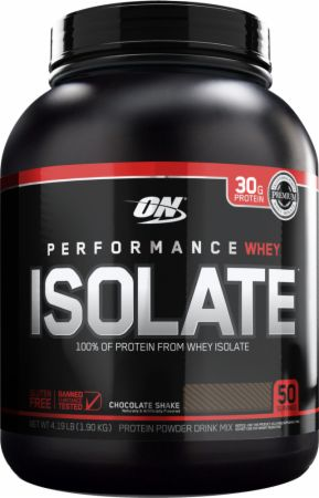 Performance Whey Protein Isolate