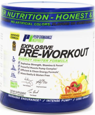 Explosive Pre-Workout