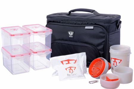 The Box LG Meal Prep Bag