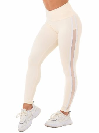 Collide High Waisted Cross Over Leggings