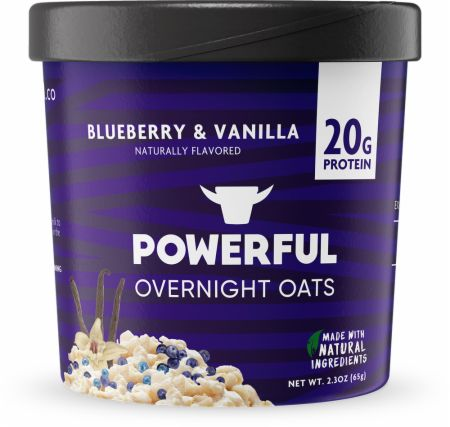 On-The-Go Overnight Oats