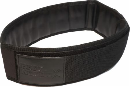 APEX Premium Leather Lifting Belt