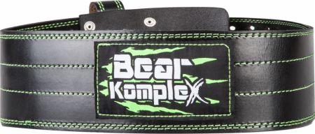 Leather Adjustable Weightlifting Buckle Belt