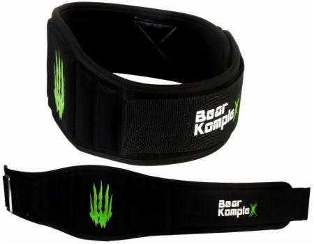 Wide Back Weightlifting Belt