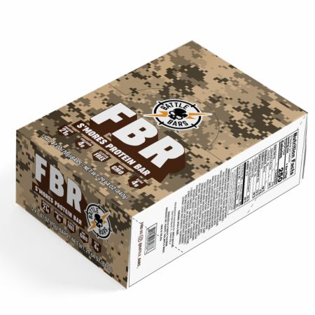 Full Battle Rattle (FBR) Protein Bar