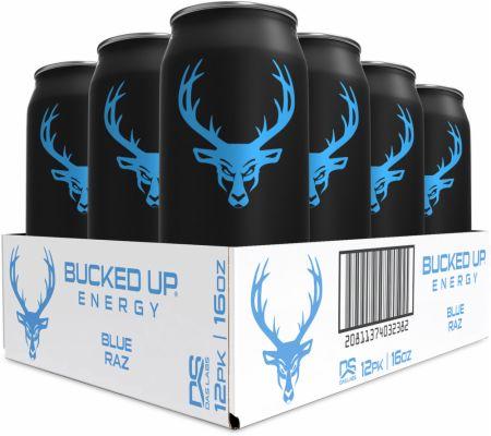 Bucked Up Energy Drink