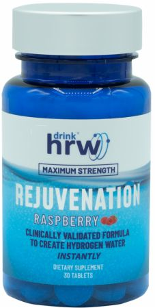 Rejuvenation Hydrogen Tablets