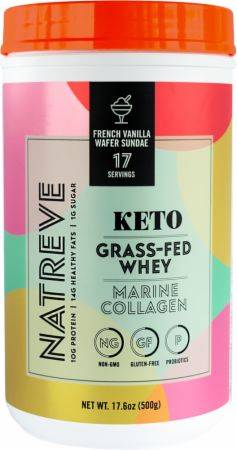 Keto Grass-Fed Whey
