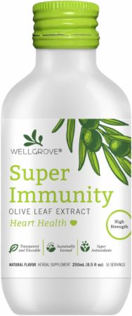 Super Immunity + Olive Leaf Extract