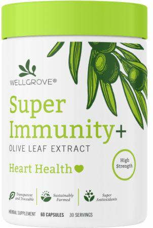 Super Immunity + Olive Leaf Extract
