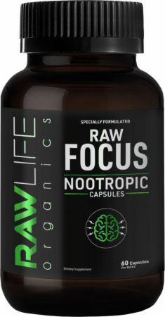 Raw Focus Nootropic