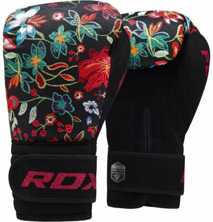 Fl3 Ladies Floral Boxing Training Gloves