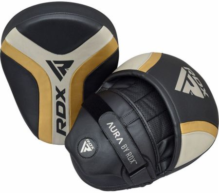 T17 Aura Pro Boxing Training Curved Punch Mitts