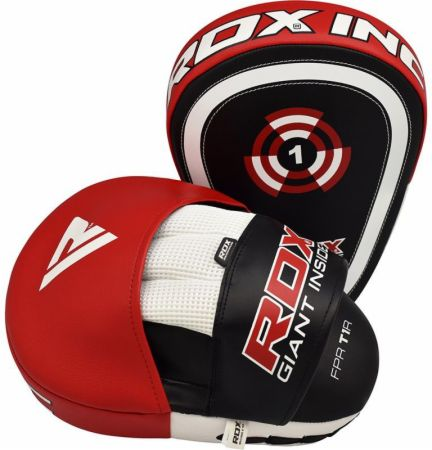 T1 Curved Boxing Training Punch Mitts