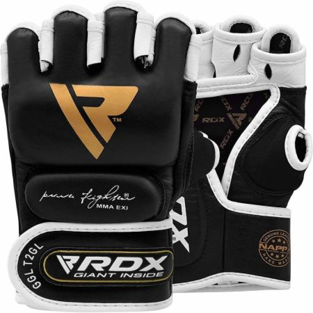 T2 Pro Mma Fight Gloves With Thumb Protection