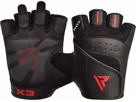 S2 Heavy Weightlifting Gym Gloves