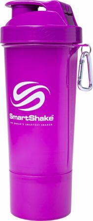 Image of SmartShake Slim Shaker 17 Oz. Neon Purple