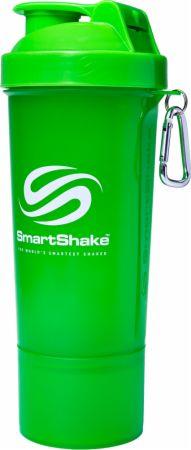 Image of SmartShake Slim Shaker 17 Oz. Neon Green