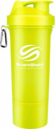 Image of SmartShake Slim Shaker 17 Oz. Neon Yellow