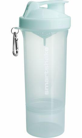 Image of Slim Shaker Sea Green 17 Oz. - Shaker Bottles SmartShake