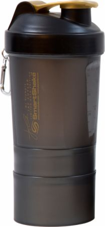 Image of SmartShake Signature Series 20 Oz. - V1 Jay Cutler - Black & Gold