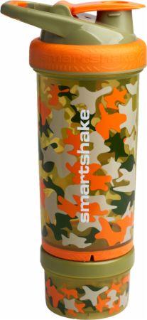 Image of Revive Shaker Bottle Camo Orange 25 Oz. - Shaker Bottles SmartShake
