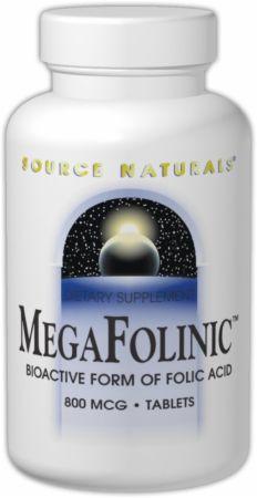 Source Naturals MegaFolinic