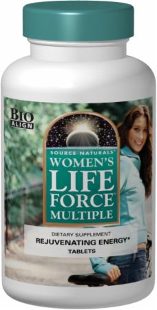 Source Naturals Women's Life Force Multiple の BODYBUILDING.com 日本語・商品カタログへ移動する