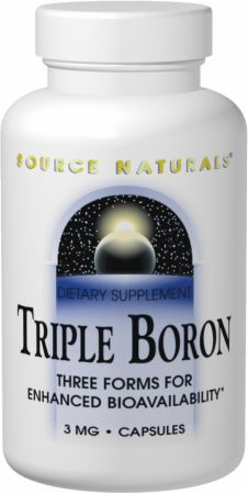 Triple Boron