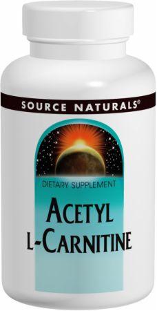 Source Naturals Acetyl L-Carnitine の BODYBUILDING.com 日本語・商品カタログへ移動する