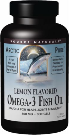 Source Naturals ArcticPure Omega-3 Fish Oil