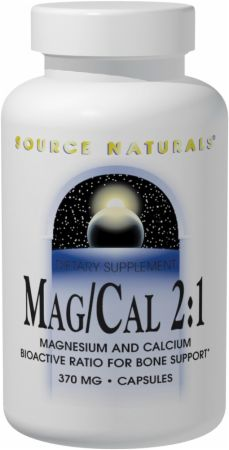 Source Naturals Mag-Cal 21
