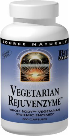 Source Naturals Vegetarian Rejuvenzyme