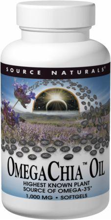 Source Naturals OmegaChia Oil