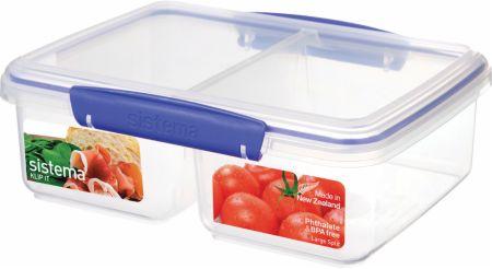 KLlP IT Large Split Food Container