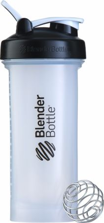 Image of BlenderBottle Pro45 45 Oz. Clear/Black